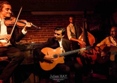 Le Romain Vuillemin Quartet